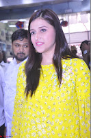 Mannara Chopra Looks Cute in Yellow Salwar Suit ~  Exclusive 26.JPG