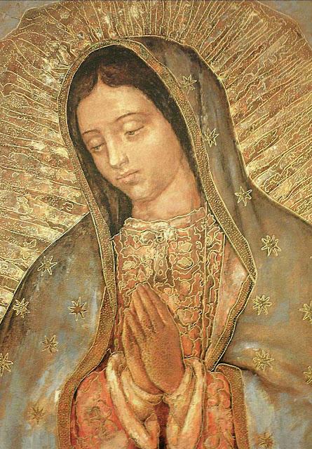 Nossa Senhora de Guadalupe padroeira do México e das Américas