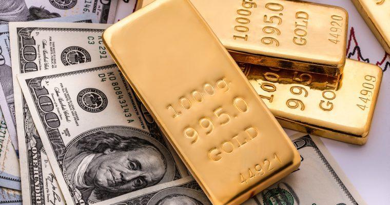 История американского доллара и подкрепление золотом