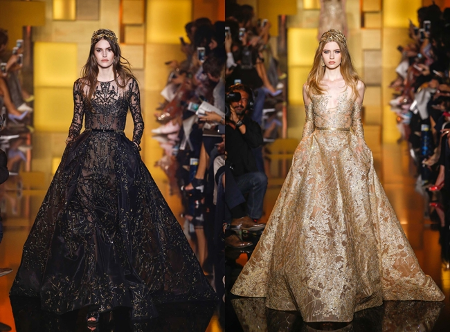 Best haute-couture collections