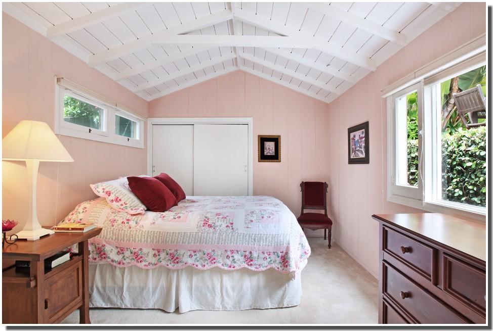 Nassima Home: Chambre américaine vintage