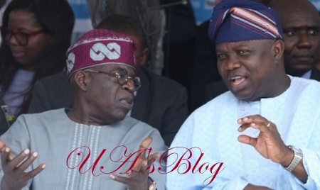 Ambode Weighs Options As Efforts To Secure Tinubu's Support Fail