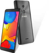 Checkout Alcatel 3C : Cheap 18:9 Bezel-less Smartphone