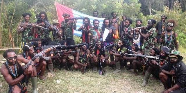 Terungkap, Ini Deretan Persenjataan yang Dimiliki Kelompok Bersenjata Papua