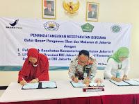 Kemenag DKI, BBPOM, dan  MUI Jalin Sinergi Dalam Sertifikasi Halal