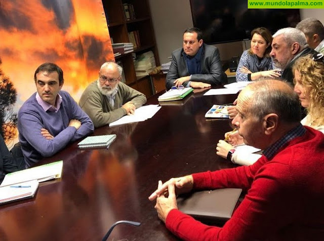 La Mesa de Gastronomía y Cultura de La Palma