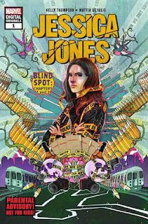 """Cómics: Nueva miniserie de cómics para """"Jessica Jones"""""""