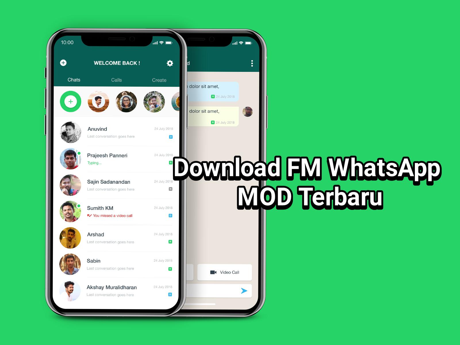 download whatsapp mod apk versi terbaru