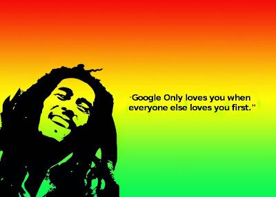 Reggae SEO - Bob Marley Quote
