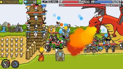 Download Game Grow Castle Mod Versi Gilaandroid.com