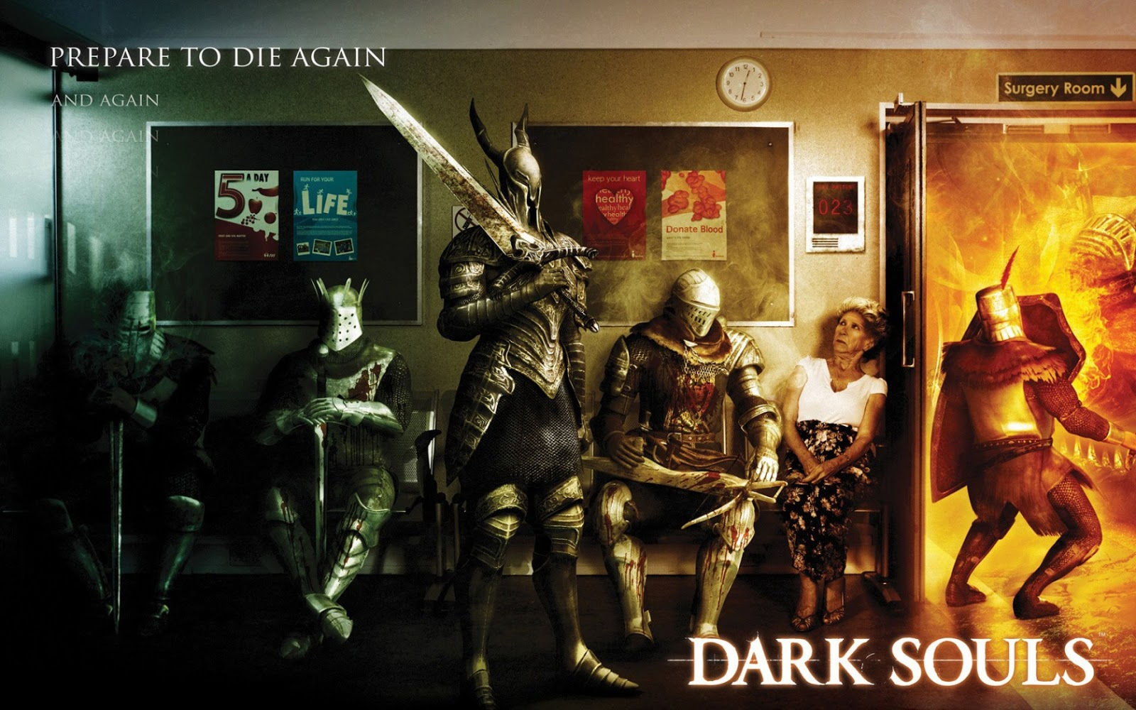 Dark Souls Wallpapers
