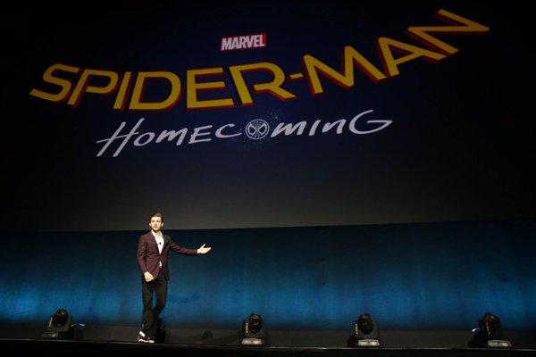 Revelado el título y logo oficial para la nueva película de 'Spider-Man'