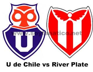 Vuelta U de Chile vs River Plate Copa Libertadores 2016