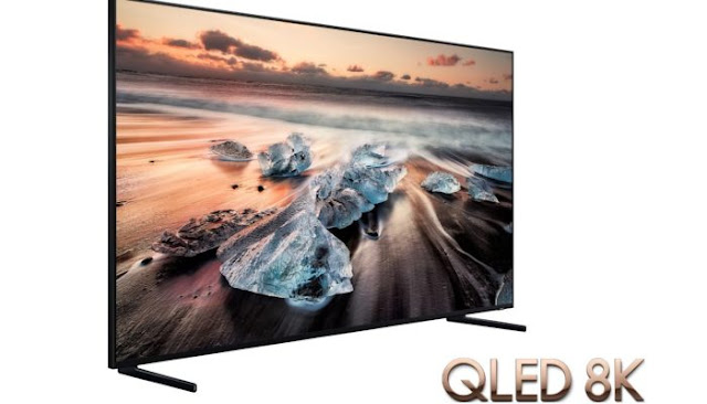 Samsung officially presents the new QLED 8K TV with AI Upscaling at IFA 2018