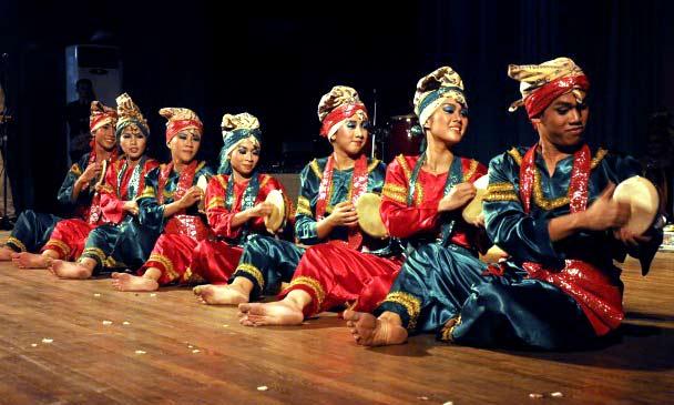Kebudayaan dan Kesenian Indonesia RIYANI ASTI ARAMI 4423107019