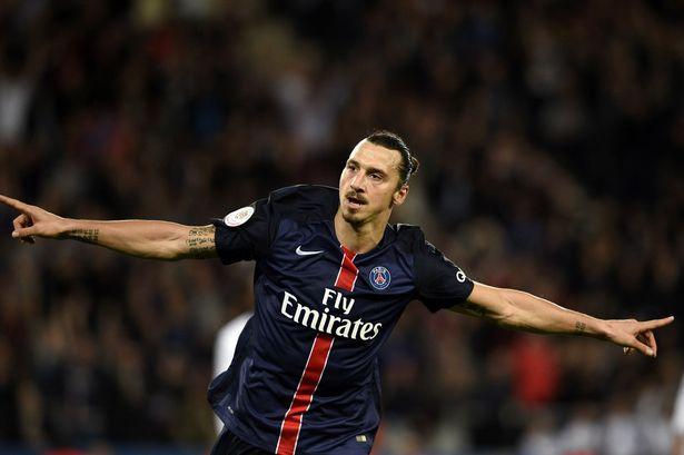 Unimpressed: Zlatan Ibrahimovic doesn't like English football