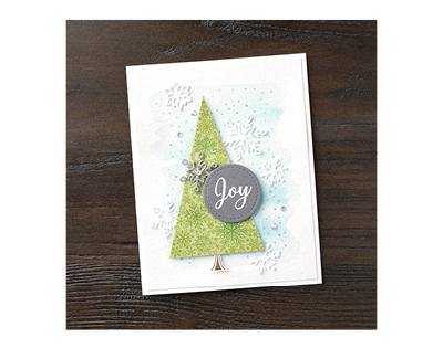 Snow is Glistening by Stampin' Up!