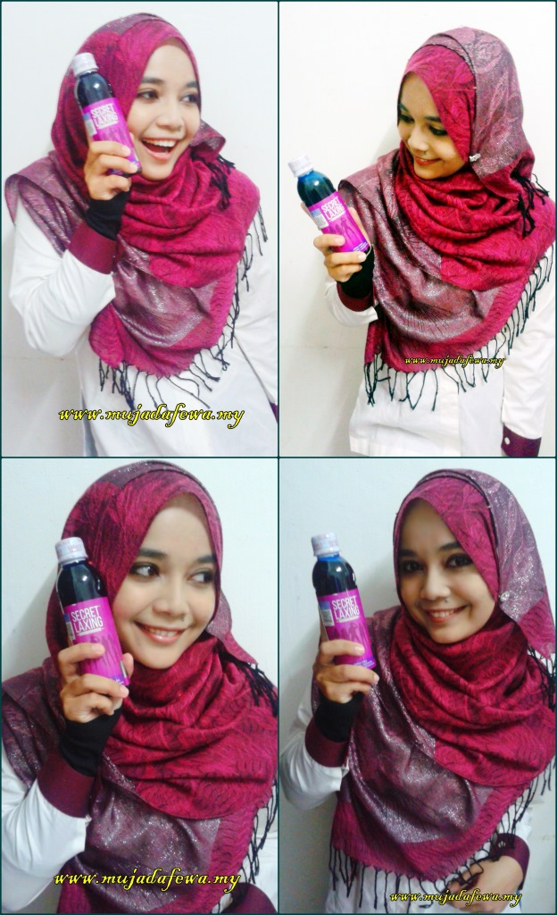 secret laxing, legacy secret, produk kurus