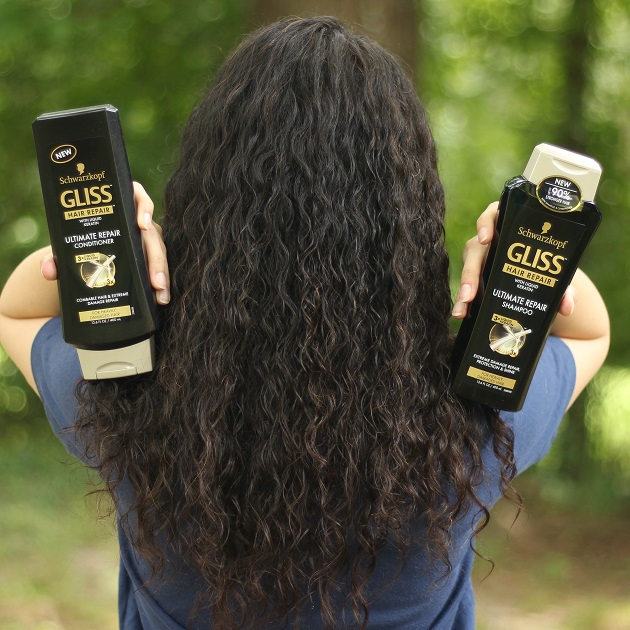 Schwarzkopf Gliss Shampoo and Conditioner