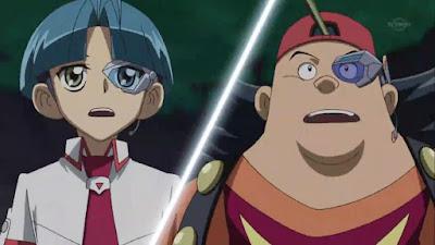 Ver Yu-Gi-Oh! ZEXAL Temporada 1: Carnaval Mundial del Duelo - Capítulo 33