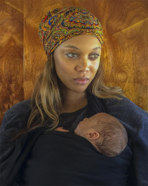 tyra banks baby son