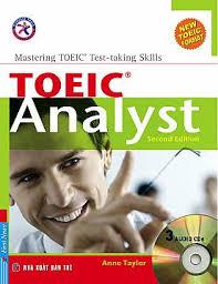 Toeic Analyst- toeic b