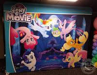 My Little Pony The Movie Premiere - Big Movie Banner