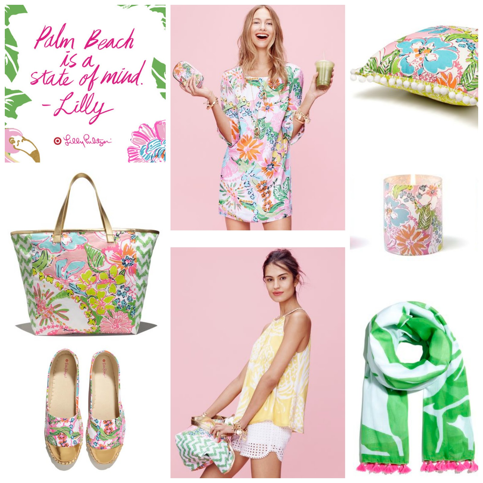 44cc565f453c7 Tracy s Notebook of Style  Lilly Pulitzer for Target Lookbook is Here!