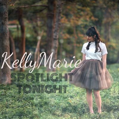 "KellyMarie Unveils New Single ""Spotlight Tonight"""