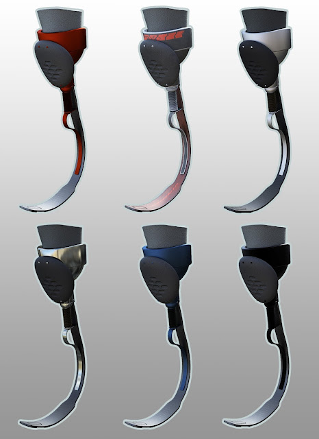Blade Runners for Genesis 3 Female