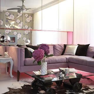 Trend Home Interior Design 2011 Contemporary Crochet Sofa