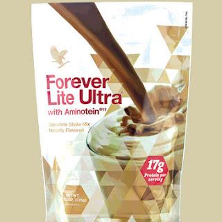 Форевър лайт ултра с аминотеин - шоколад /Forever Lite Ultra with Aminotein - Chocolate/