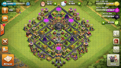 TH 9 Hybrid Layout by delta