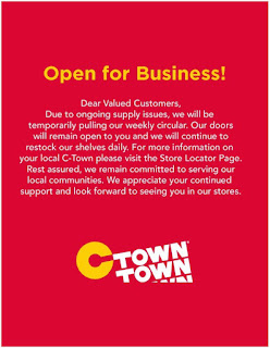 ⭐ CTown Circular 3/27/20 ⭐ CTown Weekly Ad March 27 2020