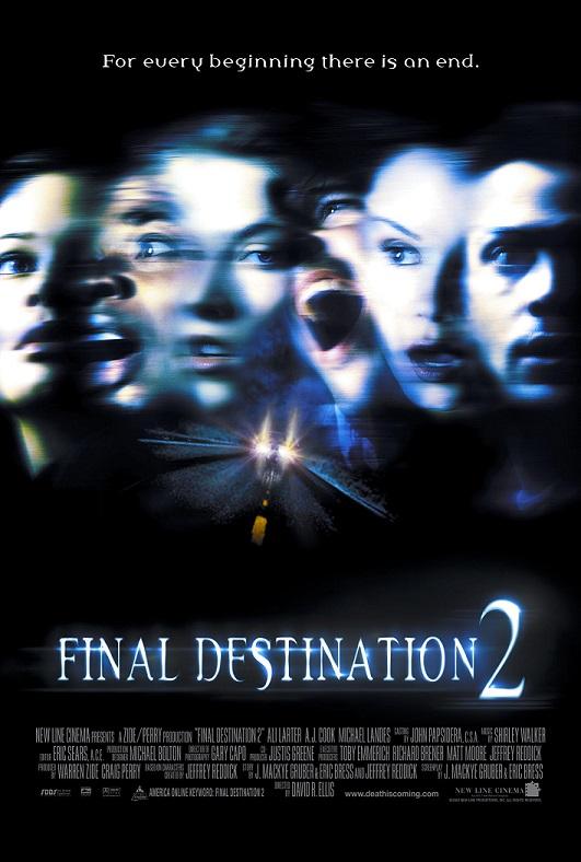 فیلم دوبله : مقصد نهایی 2 (2003) Final Destination