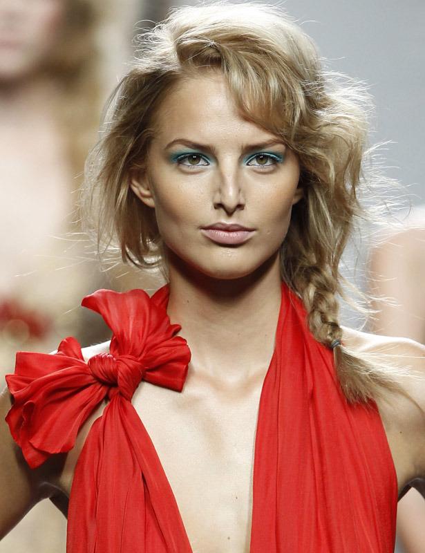 Oportunidades impresionantes peinados de pasarela Galería de cortes de pelo tutoriales - Peinados de Pasarela 2012/2013 | peinados de moda ...