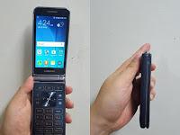 Sukses Root Samsung Galaxy Folder SM-G150N0/SM-G150NS Android 5.1.1