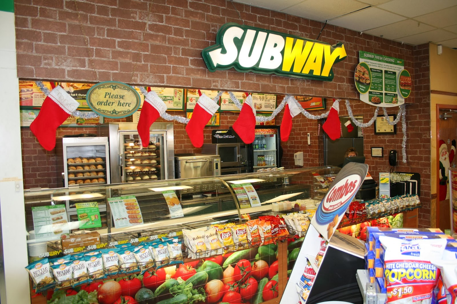 subway restaurants globalization Subway, suffering through its biggest slump in years, is testing just how sprawling a fast-food chain can get before it becomes too big.