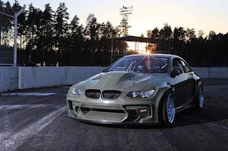 BMW  E92 Eurofighter