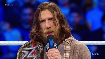 Daniel Bryan AJ WWE SmackDown Championship New Heel