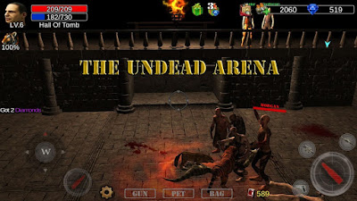 Download Game Dungeon Shooter: Before New Adventure Mod di gilaandroid.com