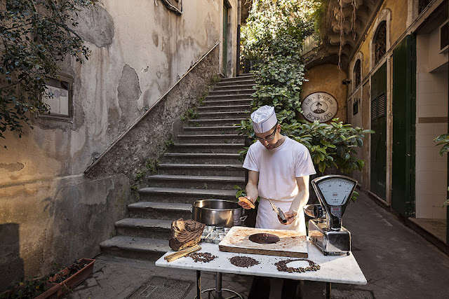 Italian chocolate - Modica
