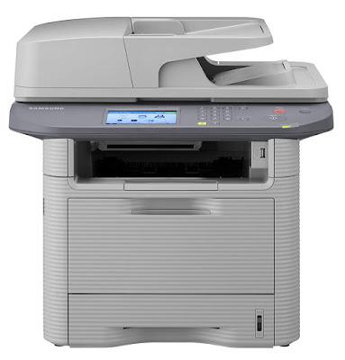 Wireless Mono Laser Multifunctional Printer Samsung SCX-5737 Driver Downloads