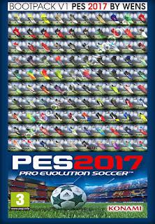 PES 2017 Bootpack V1 dari WENS