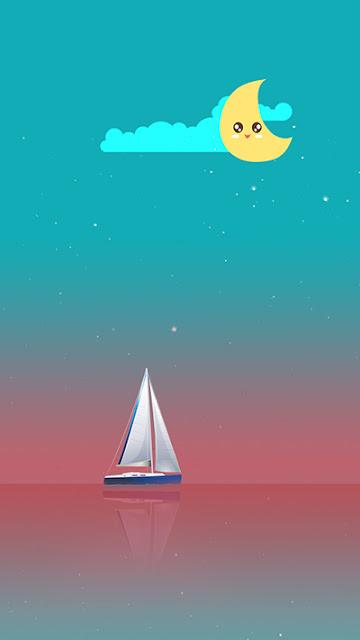 Boat Wallpaper Galaxy A9 Pro