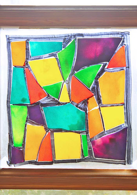 stained-glass-pasta-craft