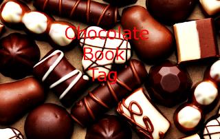 Chocolate Book Tag