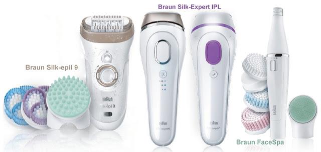 Braun Beauty Tools