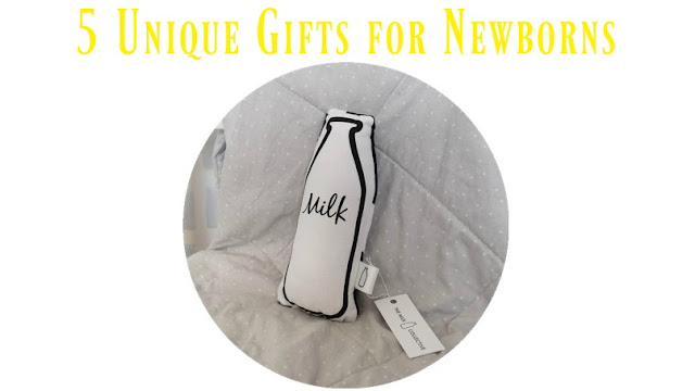 5 Unique Gifts for Newborns
