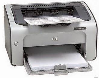 Download Printer Driver HP LaserJet P1008